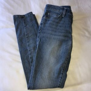 Current Elliot Ankle Skinny Jeans